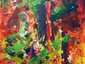 Ralf-Wall-Raflar_acrylic_12x24_October-Heat