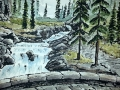 Ralf-Wall-Raflar_watercolour-ink_8x10_Skyrim-White-River-Rapids