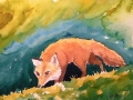 Ralf-Wall-Raflar_watercolour_8x10_red-fox