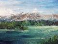 Ralf-Wall-Raflar_acrylic_12x24_Emerald-Lake-Yukon