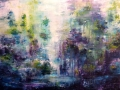 Ralf-Wall-Raflar_acrylic_36x48_reverie-reflecting-pool