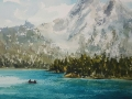 Ralf-Wall-Raflar_watercolour_8x10_Emerald-Lake-in-Banff