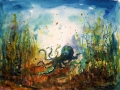 Ralf-Wall-Raflar_watercolour_8x10_Underwater-visitor