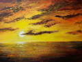 Ralf-Wall-Raflar_acrylic_24x48_sky-on-fire