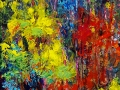 Ralf-Wall-Raflar_acrylic_12x24_Dense-Thicket