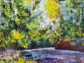 Ralf-Wall-Raflar_acrylic_12x24_Waterloo-Park-Creek