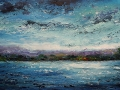 Ralf-Wall-Raflar_acrylic_12x24_early-morning-by-the-lake