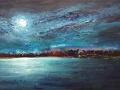 Ralf-Wall-Raflar_acrylic_12x24_moon-rise