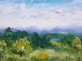 Ralf-Wall-Raflar_acrylic_12x24_view-from-st-marys-church-in-wilno