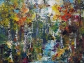Ralf-Wall-Raflar_acrylic_18x18_babbling-brook