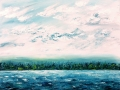 Ralf-Wall-Raflar_acrylic_20x30_windy-afternoon-on-the-lake