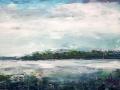 Ralf-Wall-Raflar_acrylic_24x36_Sky_over_Dorcas_Bay