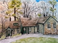 Ralf-Wall-Raflar_watercolour-ink_11x14_McKenzie-King-House