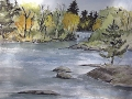 Ralf-Wall-Raflar_watercolour-ink_9x14_magnetewan-river