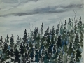 Ralf-Wall-Raflar_watercolour_10x15_snow-clouds