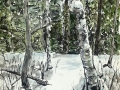 Ralf-Wall-Raflar_watercolour_10x15_snow-covered-trail