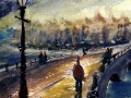 Ralf-Wall-Raflar_watercolour_8x10_a-night-walk-in-Amsterdam