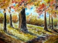 Ralf-Wall-Raflar_watercolour_8x10_autumn-afternoon