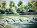 Ralf-Wall-Raflar_watercolour_8x10_falls-reserve-at-benmiller