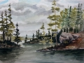 Ralf-Wall-Raflar_watercolour_8x10_hidden-lake