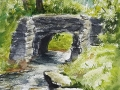 Ralf-Wall-Raflar_watercolour_8x10_the-stone-bridge