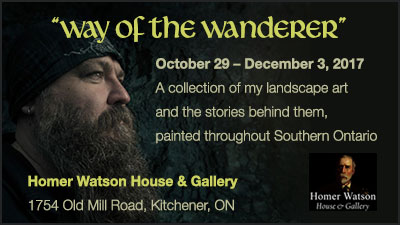 Way of the Wanderer Art Show