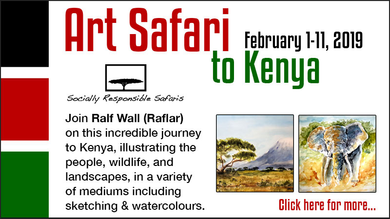 Art Safari to Kenya