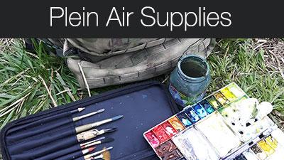 Plein Air Supplies
