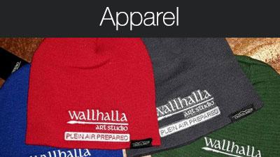 Wallhalla Apparel