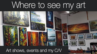 Art Shows & C/V